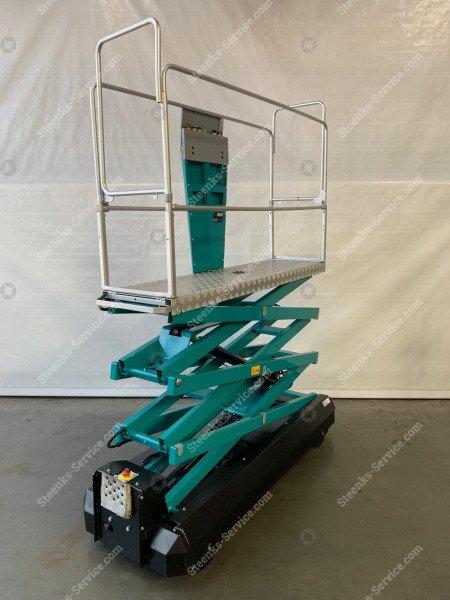 Rohrschienenwagen B-lift 4400