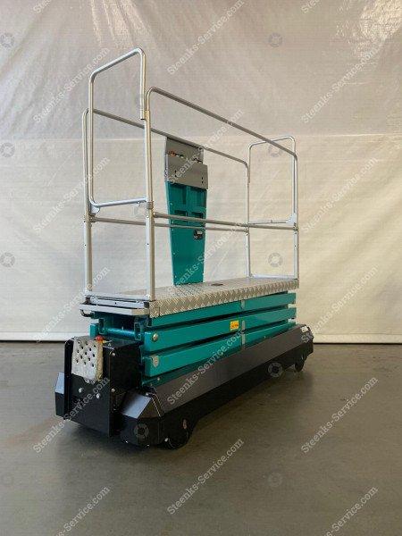 Rohrschienenwagen B-lift 4400 | Bild 2