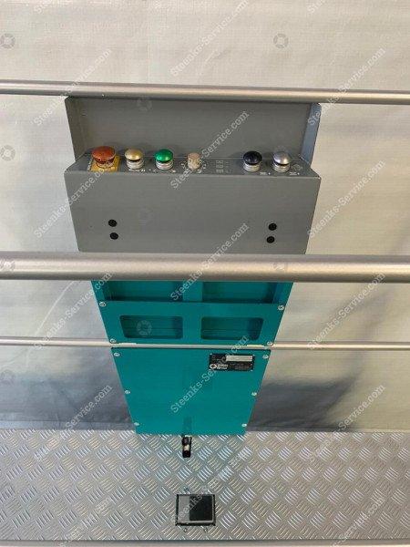 Rohrschienenwagen B-lift 4400 | Bild 8