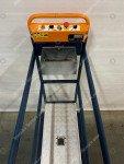 Rohrschienenwagen Benomic Star   Bild 8