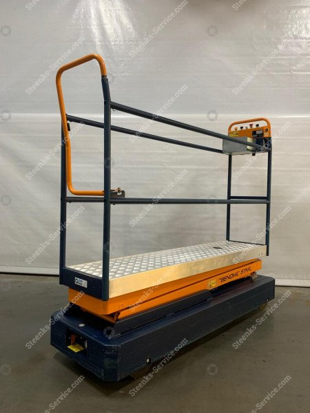 Pipe rail trolley Benomic Star | Image 2