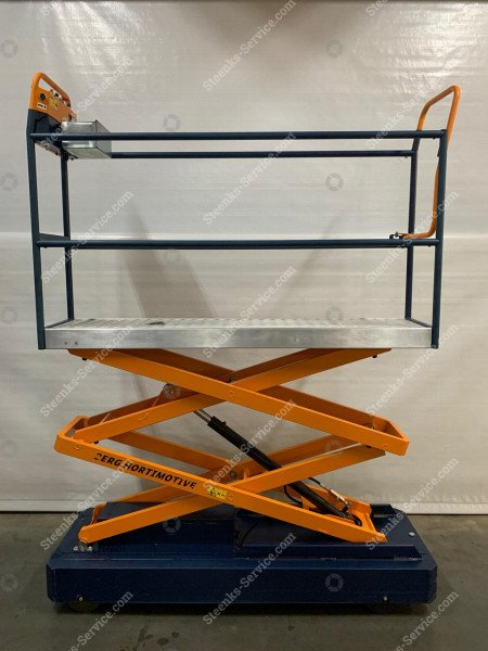 Pipe rail trolley Benomic Star | Image 3