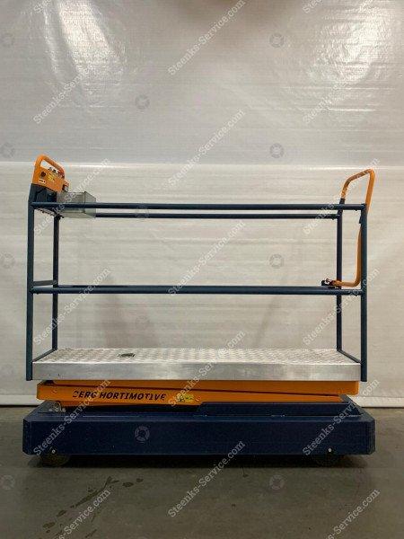 Pipe rail trolley Benomic Star | Image 4