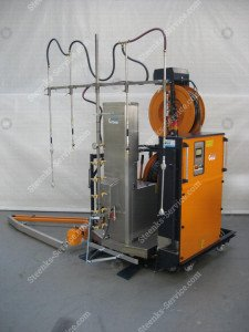 Spray trolley Meto + trans
