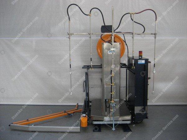 Spuitrobot Meto +transportwagen | Afbeelding 2