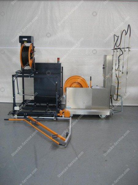 Spuitrobot Meto +transportwagen   Afbeelding 4