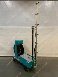 Spray trolley BRW 150 SW04