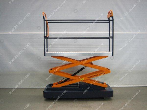 Pipe rail trolley Benomic Star | Image 3