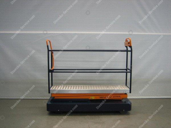 Rohrschienenwagen Benomic Star | Bild 4