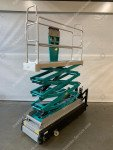 Pipe rail trolley Modular Carrier