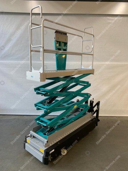 Pipe rail trolley Modular Carrier