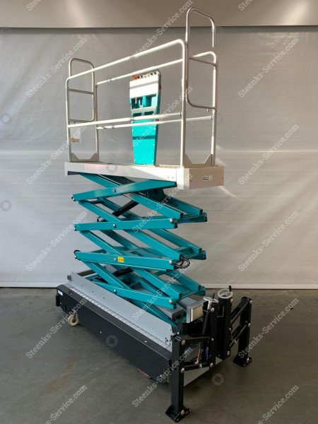 Pipe rail trolley Modular Carrier | Image 5