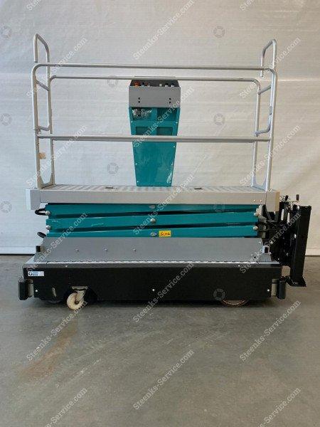 Rohrschienenwagen Modular Carrier | Bild 4