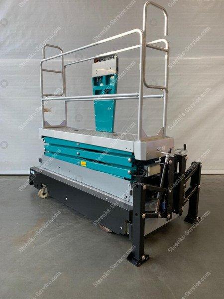 Rohrschienenwagen Modular Carrier | Bild 6