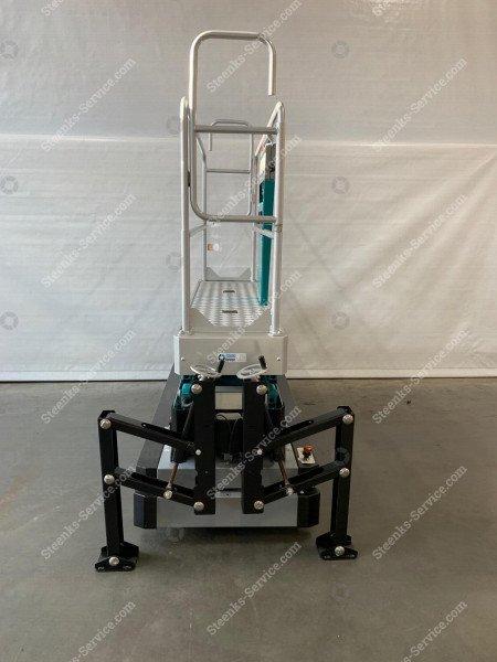 Rohrschienenwagen Modular Carrier | Bild 7