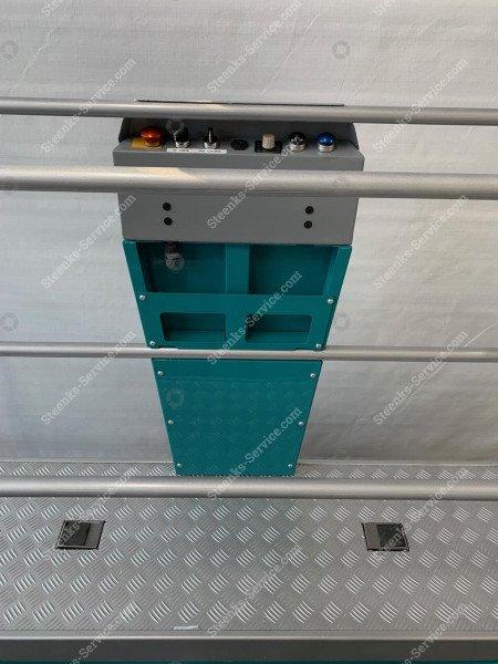 Rohrschienenwagen Modular Carrier | Bild 9