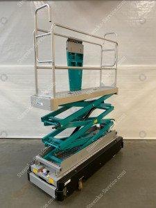 Buisrailwagen Modular Carrier