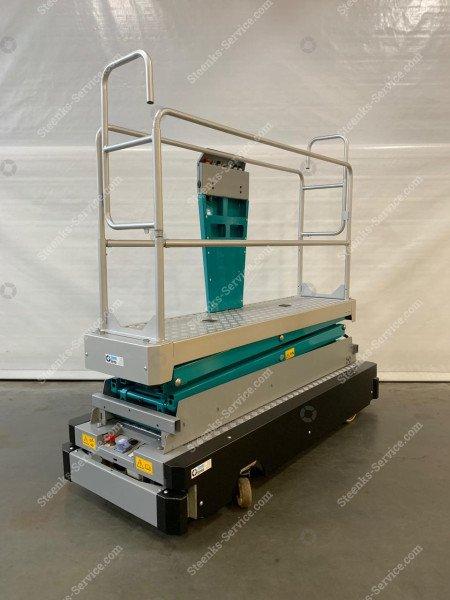 Buisrailwagen Modular Carrier   Afbeelding 2