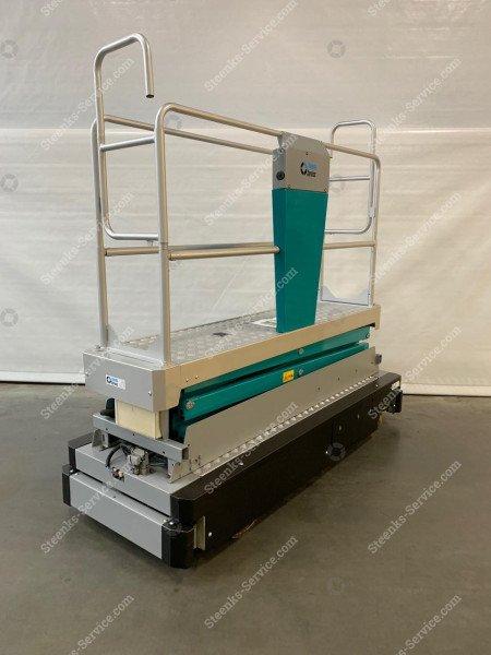 Buisrailwagen Modular Carrier | Afbeelding 5