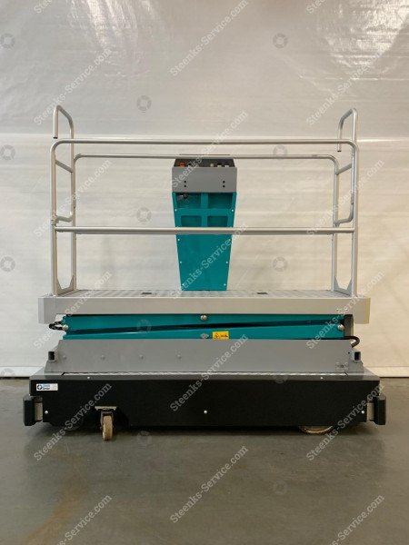 Pipe rail trolley Modular Carrier | Image 3