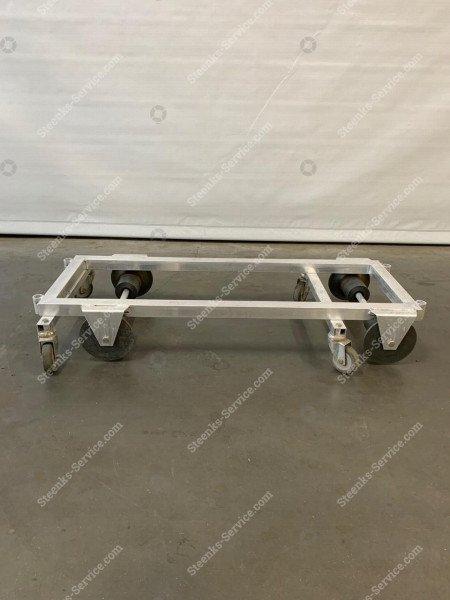 Transport trolley aluminium 127 cm. | Image 2