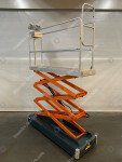 Pipe rail trolley Benomic 3-scissors | Image 5