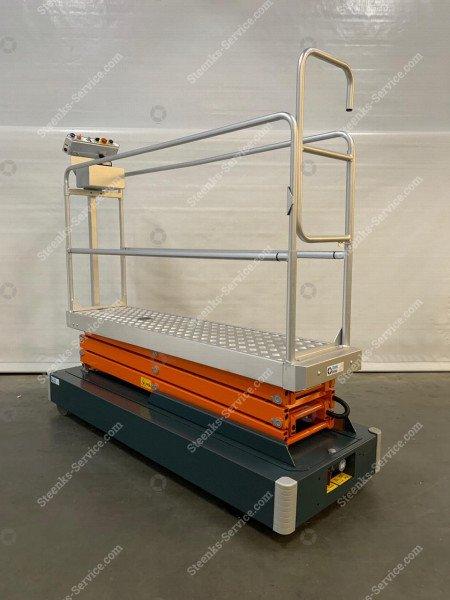 Pipe rail trolley Benomic 3-scissors | Image 6