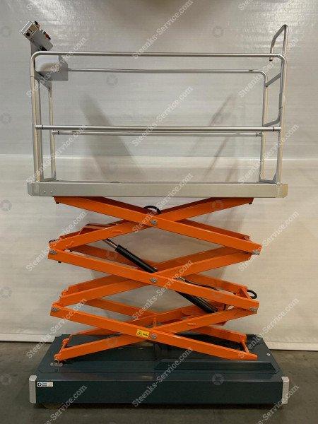 Rohrschienenwagen Benomic 3 Scheren | Bild 4