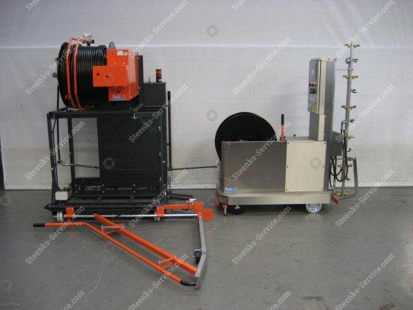 Spritz Roboter Meto + Transportierwagen | Bild 4
