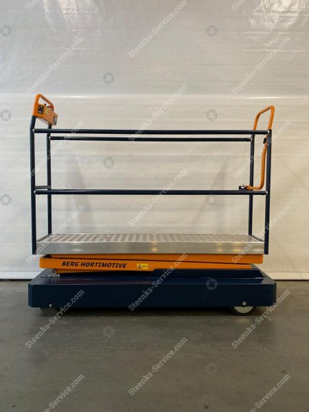 Pipe rail trolley Benomic Star | Image 4