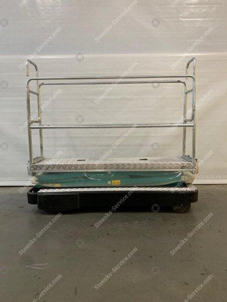 Pipe rail trolley BRW185 | Image 4