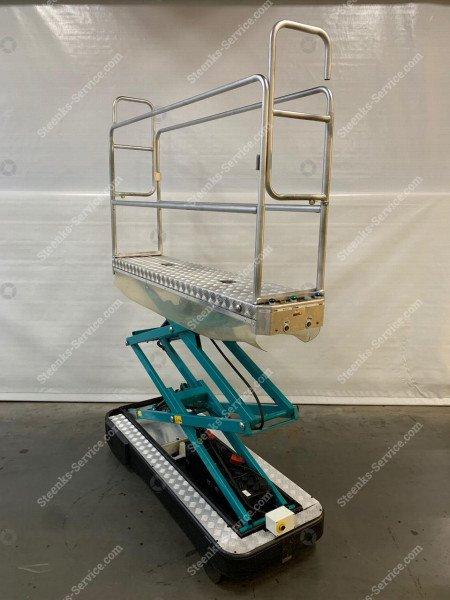 Pipe rail trolley BRW185 | Image 5