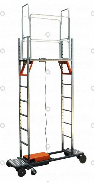 Pipe rail trolley Easykit | Image 3