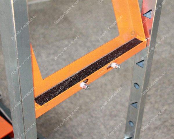 Pipe rail trolley Easykit   Image 4