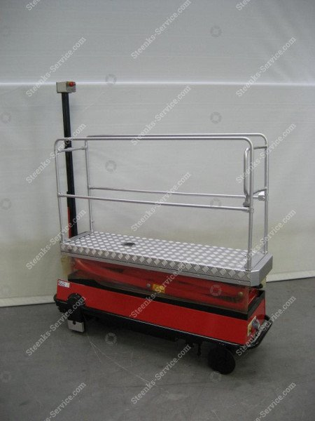 Pipe rail trolley BRW170 | Image 3