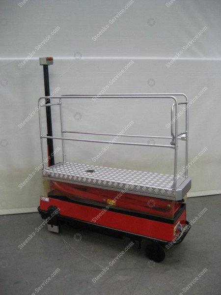 Pipe rail trolley BRW170   Image 3