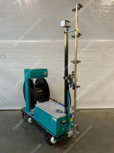 Spray trolley BRW150 SW04