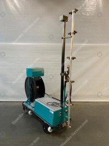 Spray trolley BRW150 SW04