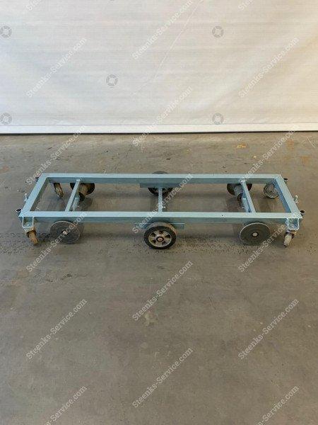 Transportwagen staal 167 cm. | Afbeelding 2
