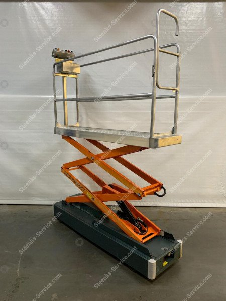 Pipe rail trolley Benomic 2-scissors   Image 5