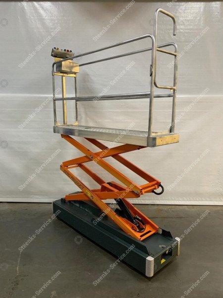 Rohrschienenwagen Benomic 2-Scheren | Bild 5