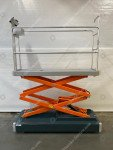 Pipe rail trolley Benomic 2-scissors | Image 3