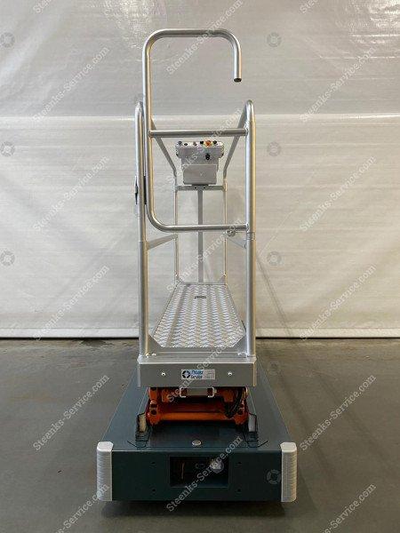 Rohrschienenwagen Benomic 2-Scheren   Bild 7