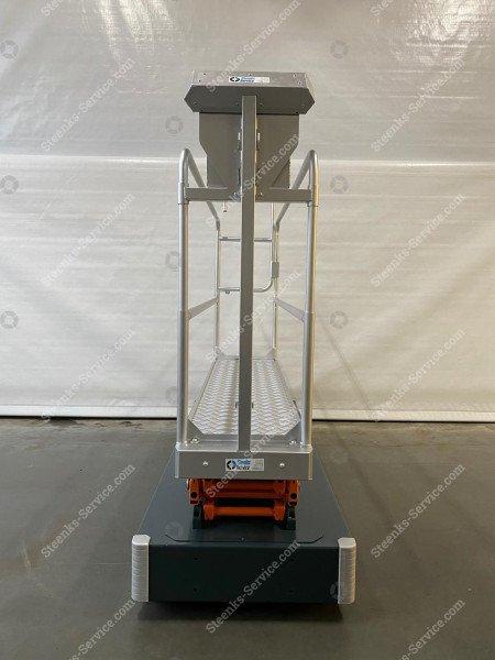 Rohrschienenwagen Benomic 2-Scheren   Bild 8