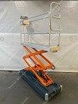 Pipe rail trolley Benomic 2-scissors | Image 5
