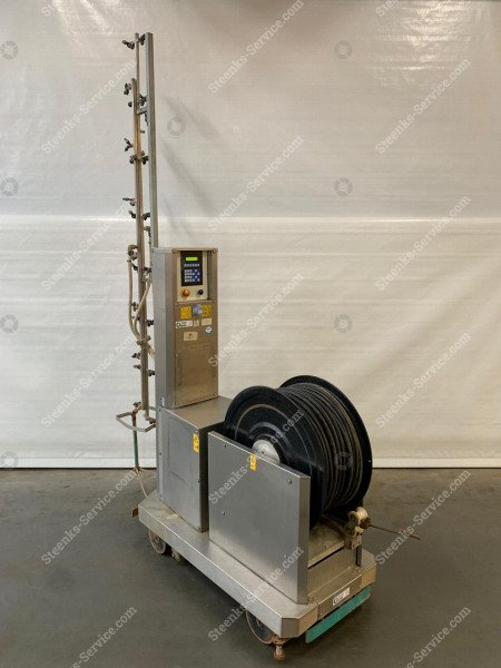 Spuitrobot Meto | Afbeelding 3