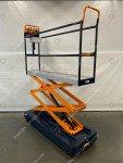 Pipe rail trolley Benomic Star   Image 5