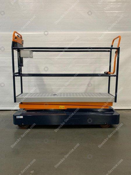 Pipe rail trolley Benomic Star   Image 4
