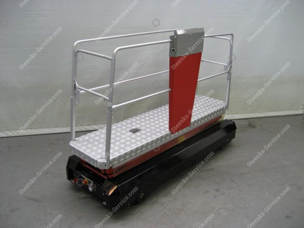 Pipe rail trolley B-Lift 3000   Image 2