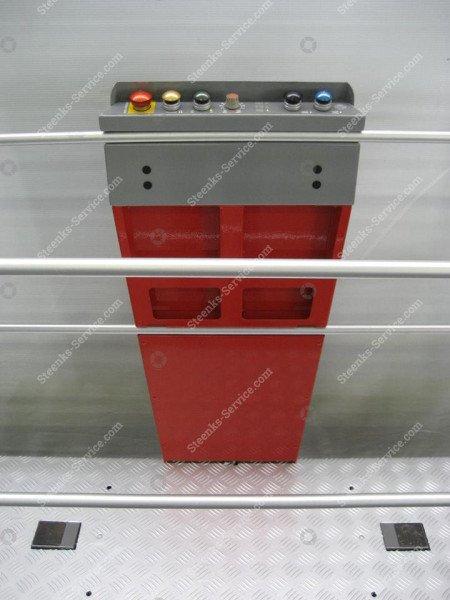 Pipe rail trolley B-Lift 3000   Image 4